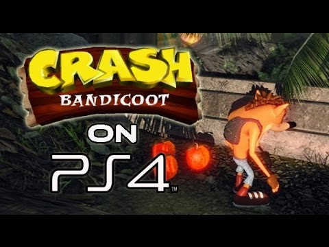 Crash Bandicoot Remastered for PS4  All That Nerdy Stuff