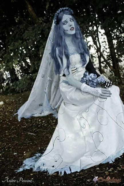 Image Result For Zombie Bride Dresses