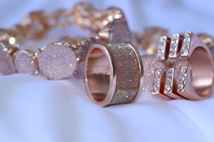 Rose Gold Jewelry Feature