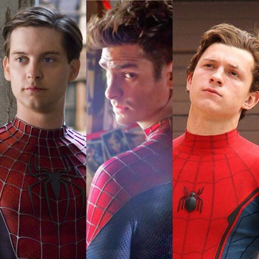 Tom Holland spider man
