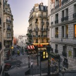 Four Luxury Hotels for Living It Up in Paris