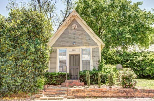 tiny house rentals