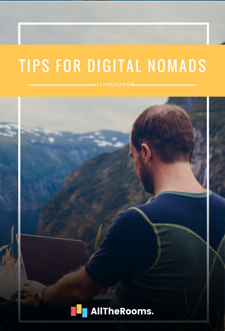 Traveling as a digital nomad can be a tough task. Here are some travel tips for digital nomads to keep you productive on the go