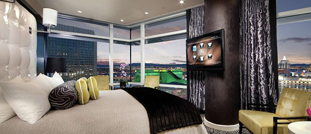 Las Vegas luxury suites
