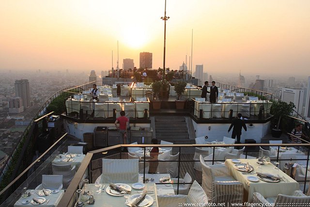 Best hotel rooftop bars