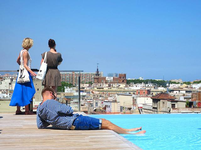 Best hotel rooftop bars