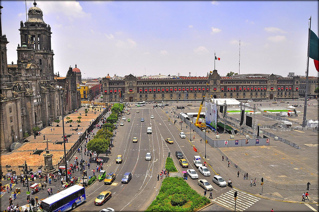 48 hours in Mexico City: Travel Itinerary