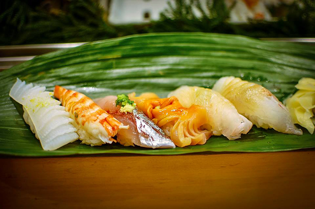 best sushi restaurants in tokyo
