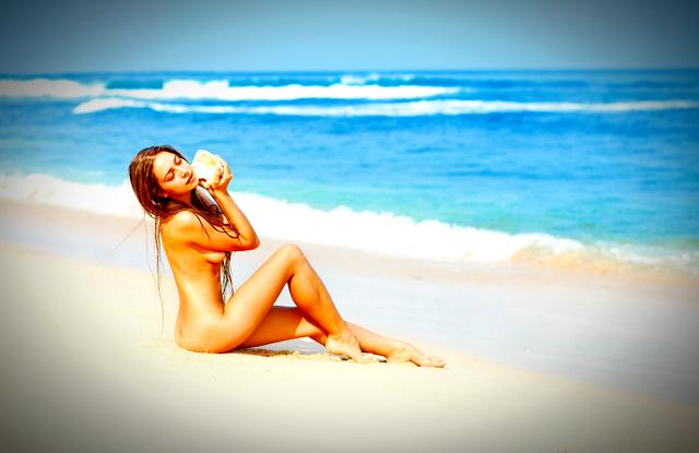 Nudist beach cuba guillermo