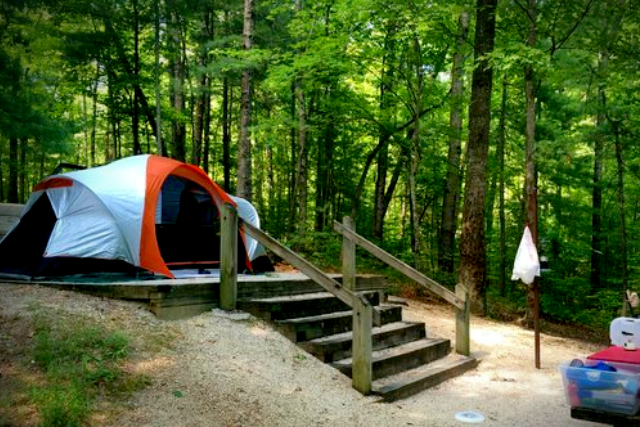 Top Glamping Picks in Pennsylvania - AllTheRooms - The