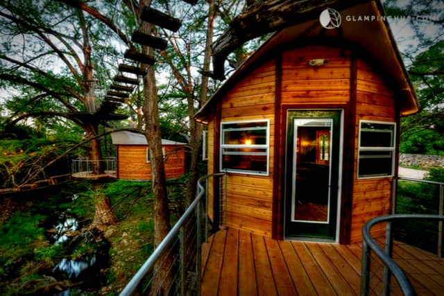 9 Romantic Cabins in Texas - AllTheRooms - The Vacation Rental Experts