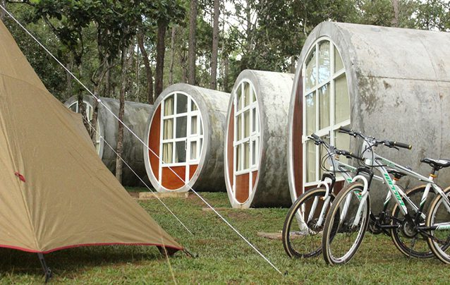 Coolest Recycled & Refurbished Accommodations in the World