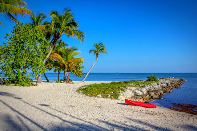 Rest Beach, Key West