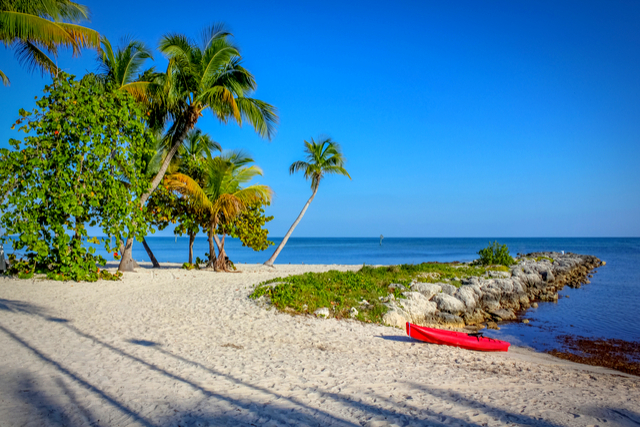 Rest Beach, Key West