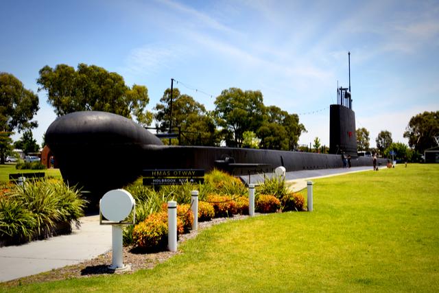 Holbrook, Australia