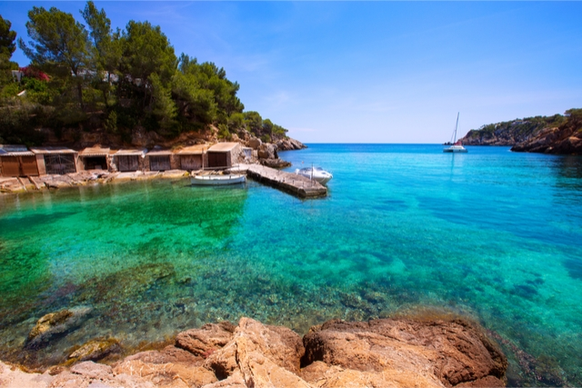 Cala Mastella Spain