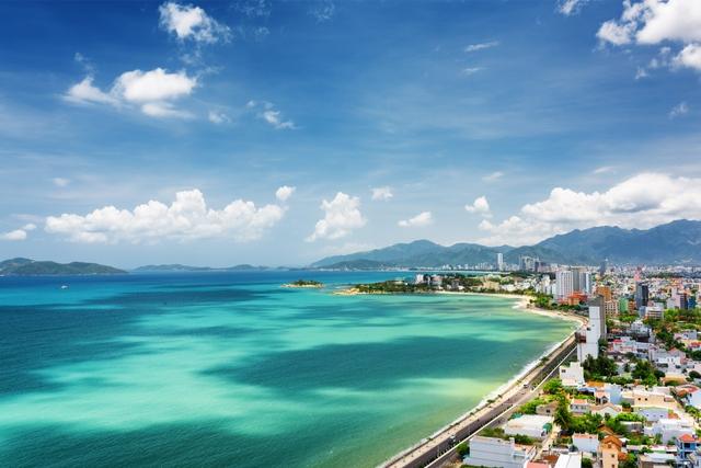 Vietnam City Beach