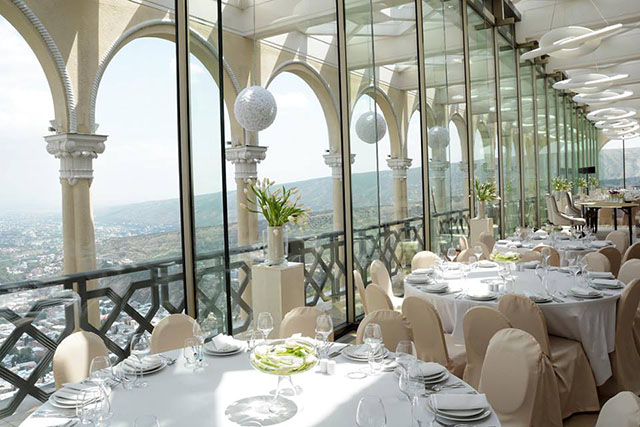 Top Restaurants in tbilisi