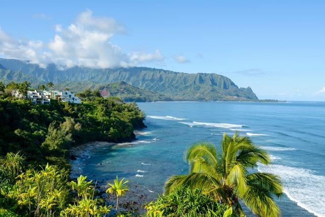 Hawaii Hanalei Bay