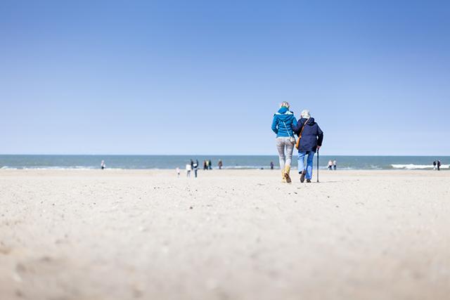 Hook of Holland Beach Netherlands