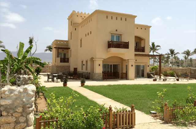 Airbnbs to stay in oman