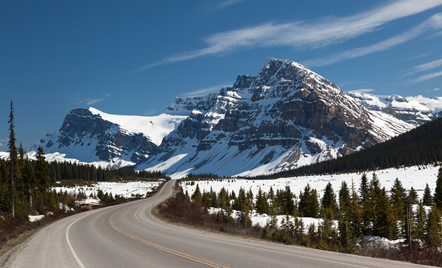 The Icefields Parkway Canada