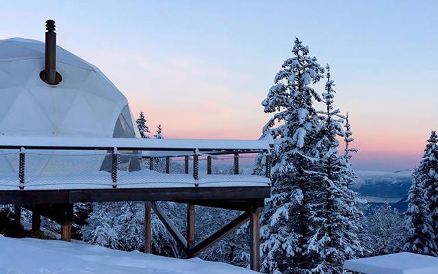 campsites in Switzerland