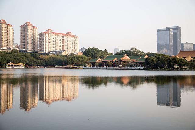 Amazing beach cities in china
