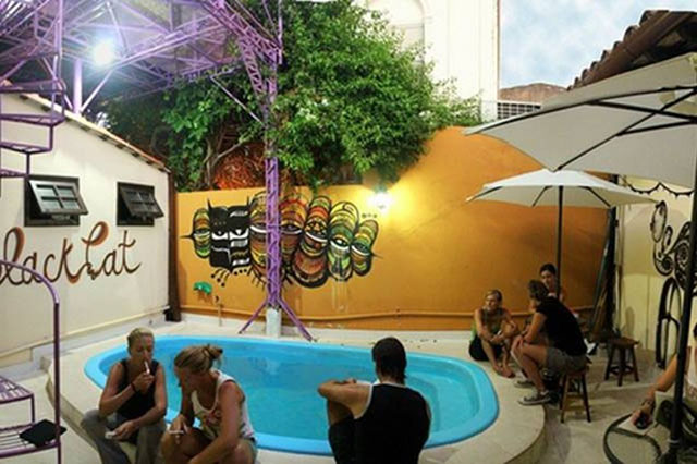 Most affordable hostels in South America