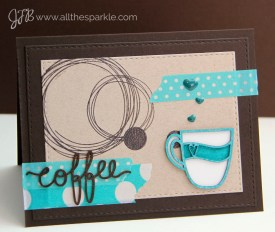 Spring Coffee Lovers Blog Hop www.allthesparkle.com