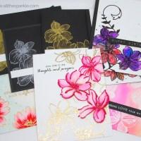 Crafting Cues: Watercolor Mediums