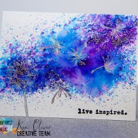 Ken Oliver Crafts and Impression Obsession Blog Hop!