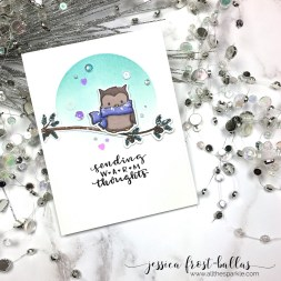 Sending Warm Thoughts by Jessica Frost-Ballas