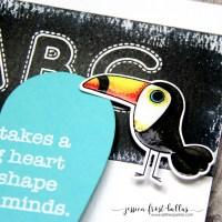 Simon Says Stamp Encouraging Words Blog Hop