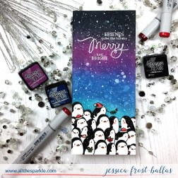 Friends Make the Holidays Merry by Jessica Frost-Ballas