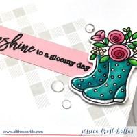 Simon Says Stamp March Card Kit: Choose Joy