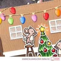 Chibitronics + Lawn Fawn Exclusive Holiday Kit!! (+GIVEAWAY!)