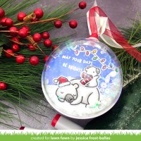 25 Days of Christmas Tags - Lawn Fawn