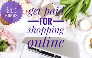 get paid to shop online