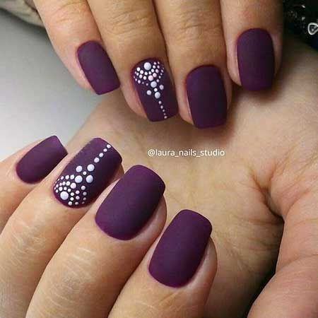 Winter Nails 37 Ideas