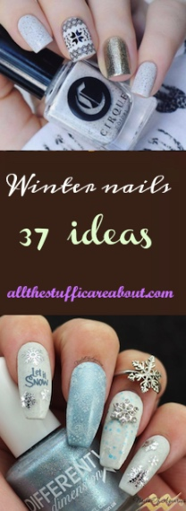 winter nails ideas allthestufficareabout