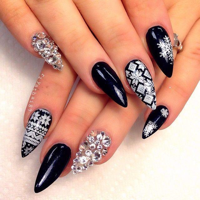 winter nails 37 ideas