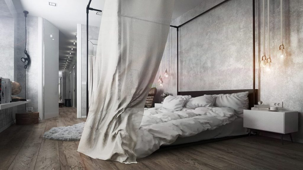 20 ideas for a bedroom