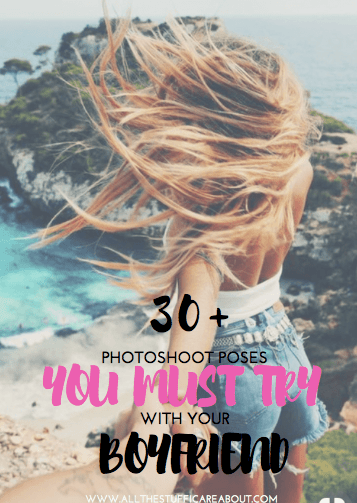 30 plus photoshoot ideas you must try with your boyfriend