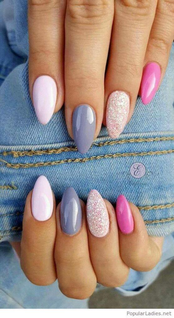 summer nails inspo