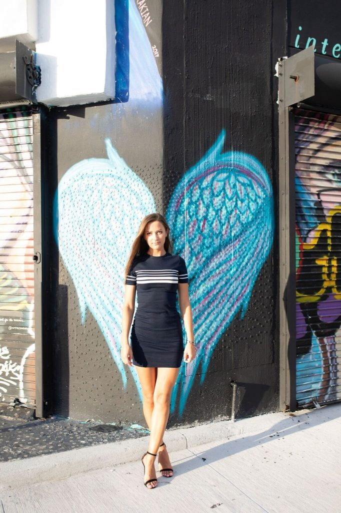 wynwood miami porshe panamera photoshoot ideas angel wings