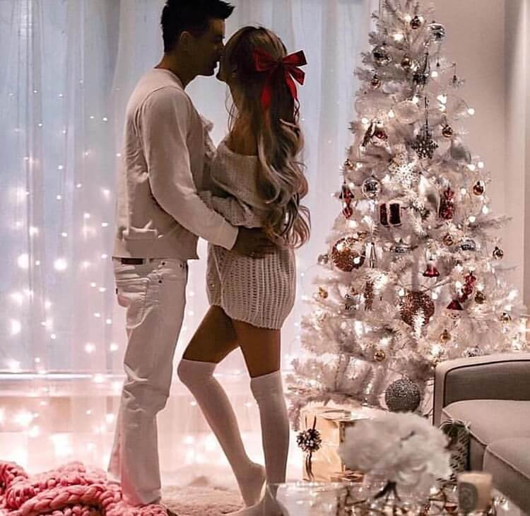 christmas relationship goals photoshoot couple goals 8
