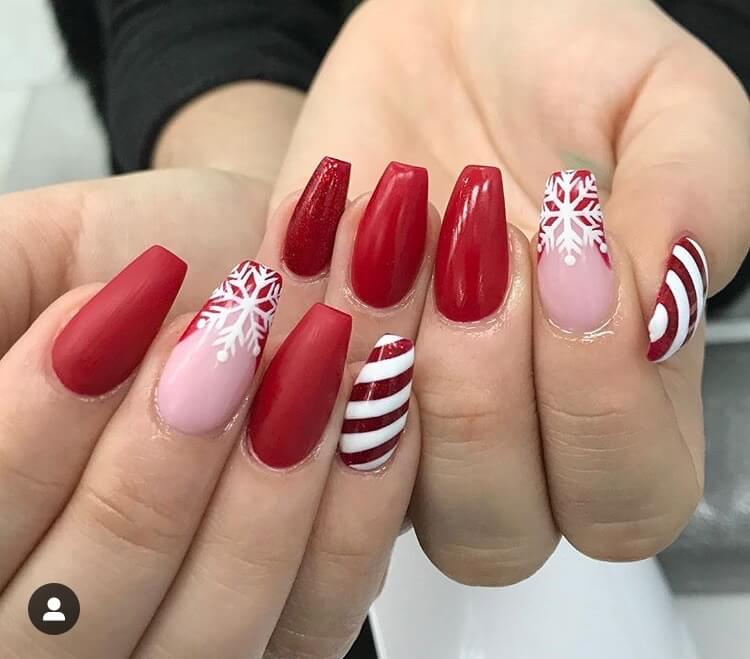 27 Snow Nail Designs Bunnies Beauty Photoshoot All The Stuff I Care About