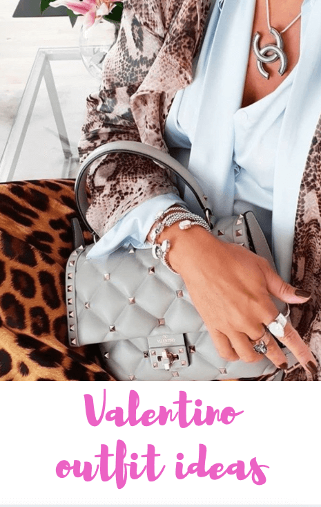 valentino outfit ideas