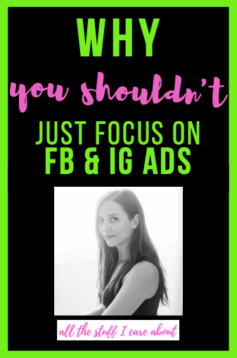 fb ads, ig ads habbits of successful people allthestufficareabout life business tips productivity